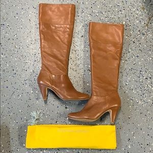 Cynthia Vincent leather boots